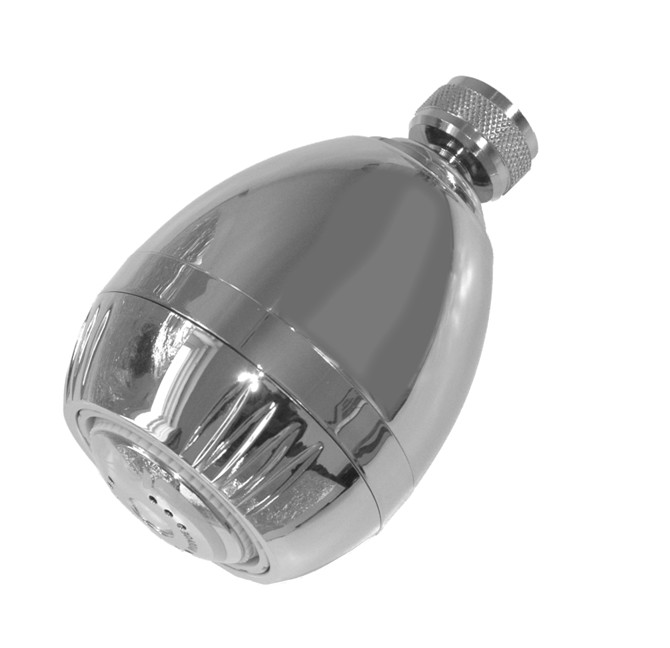 eco showerhead  normal   pressure  gravity fed systems saving energy store